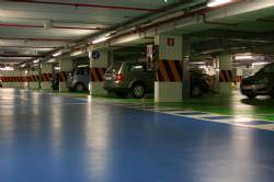 Risultato finale presso parcheggio
